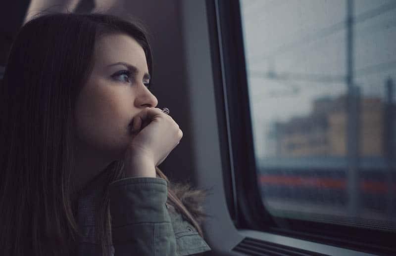 När dejta någon med ångest