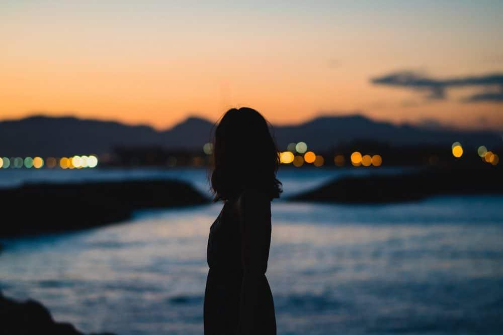 Det Krävs Mycket Mod Att Lämna Någon Du Älskar
