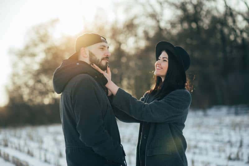 par utanför kl vinter