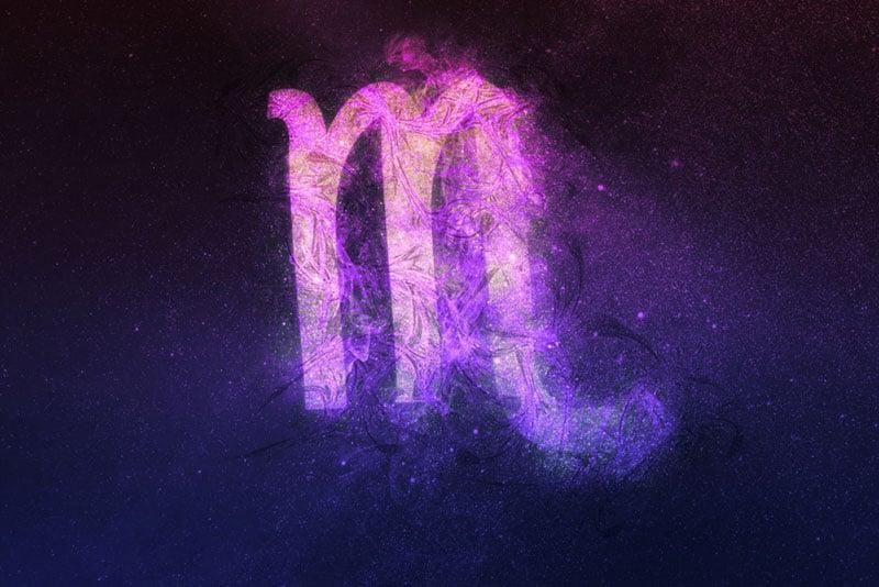 Skorpionen horoskop skylt