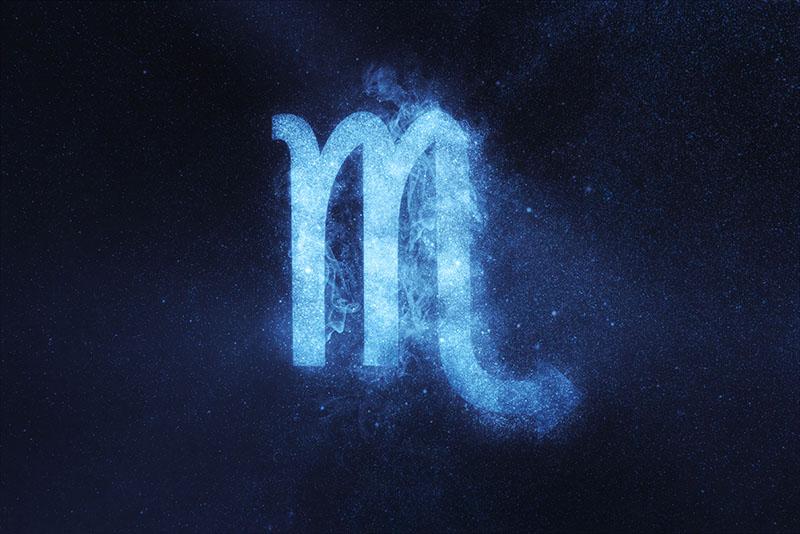 skorpionen horoskop tecken