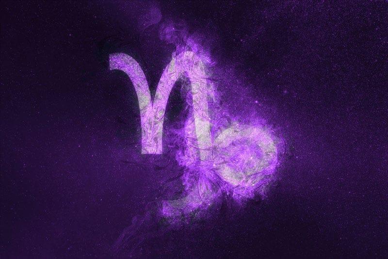 stenbocken horoskop skylt